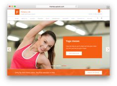 FitnessLife WordPress Theme by WPLook