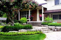 MVK Landscape Design Studio. Front Yard - naturalistic style