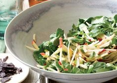 Apple Salsa Salad Recipe | Vegetarian Times