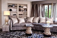 Rugs & Walls | Projects | Private Residence, Hidden Hills Ca