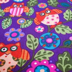 This was one of my first fabric crushes; now you can win some for yourself.