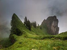 Appenzellerland by Peter Boehl