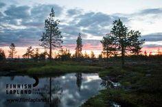 Käyrästunturi fell in Finnish Lapland. Photo by Jani Kärppä. #filmlapland #arcticshooting #finlandlapland