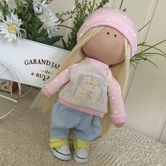 Fabric doll https://www.facebook.com/Myfriendtilda/