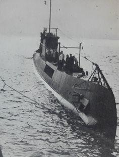 28 nov 1941 the sub 021 sank a german u boat