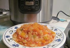 Minestrone with rice - Real Recipes from Mums