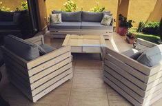 150+ Wonderful Pallet Furniture Ideas | 101 Pallet Ideas - Part 7