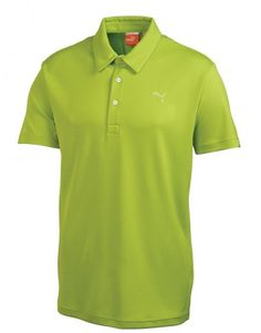 f9a8f4e3 Puma Men's Golf Tech Polo 1500543 from @golfskipin Rickie Fowler, Golf  Apparel, Management