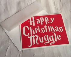 This greeting for all the Muggles in your life.