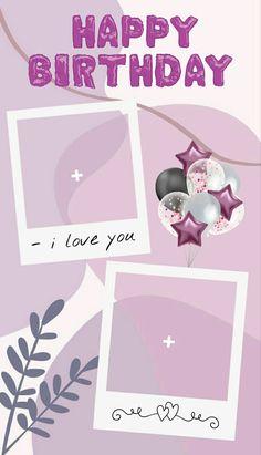 Happy Birthday Drawings, Happy Birthday Posters, Happy Birthday Quotes For Friends, Happy Birthday Wallpaper, Happy Birthday My Love, Birthday Wishes Quotes, Happy Birthday Wishes, Birthday Captions Instagram, Birthday Post Instagram
