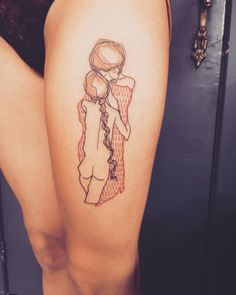 """""""J'avais oublié que j'avais Instagram #egonschiele #colors #line #tattoo #deuilmerveilleux"""""""