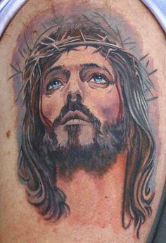 Jesus Tattoo Designs Ideas