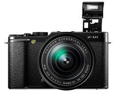 Fujifilm X M1 Digital Camera