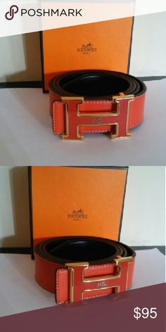 Hermes belt New belt comes in original box. Top quality Best deals Any questions comment below or text my personal phone 407-749-8942 Hermes Accessories Belts