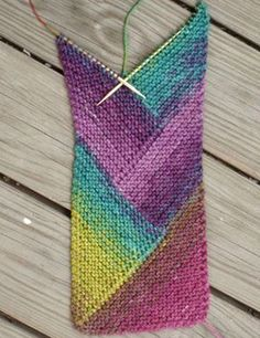 Pioneer Braid Scarf - Free Pattern