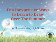 Any non expensive homeschooling programs for highschool?