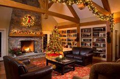 Lovely Christmas Decorating Idea.