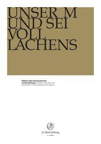 "BWV 110: Joachim Rittmeyer    Reflexion zum Kantatentext    Joachim Rittmeyer über BWV 110 "" Unser Mund sei voll Lachens""    21. Dezember 2012 Foundation, December, Laughing, Foundation Series"