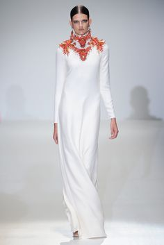 Gucci Spring 2013 Ready-to-Wear Fashion Show - Bette Franke