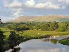 Pendle Hill, Lancashire...a lovely spot