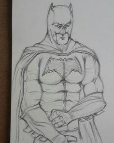#art #artist #paint #painting #draw #drawing #sketch #sketching #sketchbook #inktober #batman #dcuniverse