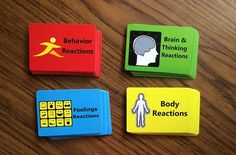 Trauma Reaction Cards: A Therapy Tool for Children and Adolescents