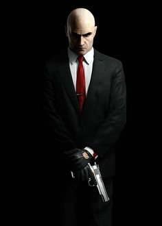 Hitman. Because this game is some of the best therapy I've ever had.