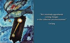 Carl Jung Depth Psychology: Carl Jung: .. creators of modern art are unconscious about the meaning of their creations.