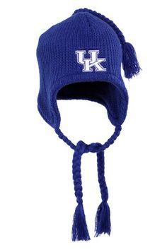 University of Kentucky Wildcats Junior Knit Toboggan
