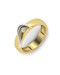 Special Diamond Studded Ring For A Wonderful You