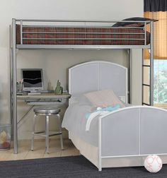 20 Best Bunk Beds With Desk Images Bunk Bed With Desk Bedrooms