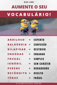 Portuguese Lessons, Learn Portuguese, Writer Tips, Book Writer, Portuguese Language, Study Organization, English Tips, Language Study, Study Planner