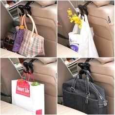 Car Hanger Organizer Auto Hook Accessories Bags Holder $1.63