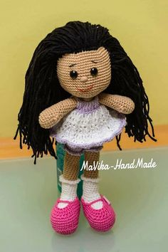 Amigurumi,doll,baby,child,crochet,lalylala,