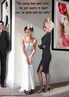 Bildergebnis für +Christeen Sissification Art Prom Dresses, Formal Dresses, Beautiful Young Lady, Auntie, Sissy Boy, Pretty Boys, Crossdressers, Beautiful Pictures, Girly