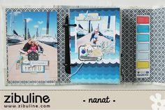 Mini album « Esprit Maritime » Nanat – L'univers de Zibuline