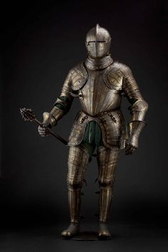 Another plate armor.