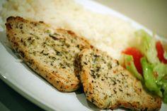 Kuchnia Bazylii: Grillowana pierś z kurczaka