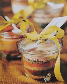 Great gift idea...spice jars