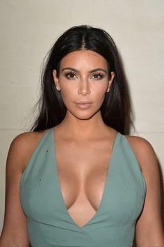 kimkardashianfashionstyle:  July 9, 2014- Kim Kardashian at the Valentino Haute Couture Fall/Winter 14/15 Fashion Show in Paris.