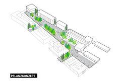 Teilnahme Freiflächengestaltung im Umfeld des Hambu...competitionline
