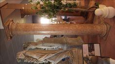 Colonne in marmo - http://achillegrassi.dev.telemar.net/project/colonne-stile-dorico-in-marmo-rosso-asiago-lucido-2/ - Colonne stile dorico in Marmo rosso Asiago lucido Dimensioni:  290cm x 56cm x 56cm