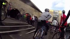 A clip from a local regular of the Avon Valley Cyclery, Bath, Gran Fondo early 2016.