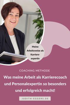 In der Coachingberatung oder im Karrierecoaching stehen Sie als Klient im Mittelpunkt. Dabei kommt es darauf an, dass Sie mit ihrem Coach harmonieren und seine Coaching Methoden Ihnen zusagt! Durch meine jahrelange Erfahrung profitieren meine Coachee von meiner Expertise als Karrierecoach und Personalleiterin. Was mich aber einzigartig macht ist meine innere Haltung. Erfahren Sie hier mehr! Coaching, Business Coach, Neuer Job, Career Counseling, Dream Job, Boss Lady, Training