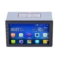 ขาย<SP>2 din 7 inch Android 4.4.4 car DVD player HD Touch Screen 1080P - intl++2 din 7 inch Android 4.4.4 car DVD player HD Touch Screen 1080P - intl (3 รีวิว) 2 DIN 7 inch TFT Capacitive Touch Screen Android 4.4.4 system Super High Definition with 1024 x 600 pixel 1.6G Quad Cor ...++