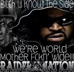 Oakland Raiders So Proud to be a Raider fan all my life.