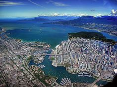 Vancouver (Canada). 'Vancouver always lands atop the 'best places to live' lists, and who's to argue? Sea-to-sky beauty surrounds the laid-back, cocktail-lovin' metropolis. With skiable mountains on the outskirts, 11 beaches fringing the core and Stanley Park's thick rainforest just blocks from downtown's glass skyscrapers. It also mixes Hollywood chic with a freewheeling counterculture and buzzing Chinese neighborhoods.' http://www.lonelyplanet.com/canada/vancouver