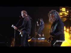 Metallica: Enter Sandman & The Frayed Ends of Sanity (MetOnTour - Helsinki, Finland - 2014) - YouTube