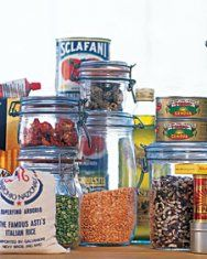 Stock a Winter Pantry