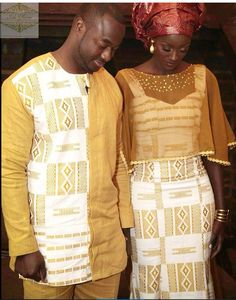 African Attire Dresses for CouplesLatest Ankara Styles and Aso Ebi Styles 2020 African Wedding Attire, African Attire, African Wear, African Women, African Dress, African Weddings, African Style, African Clothes, African Inspired Fashion